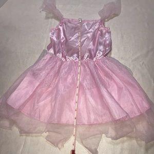 Costumes - Princess Fairy Ballerina Halloween Costume Dress S